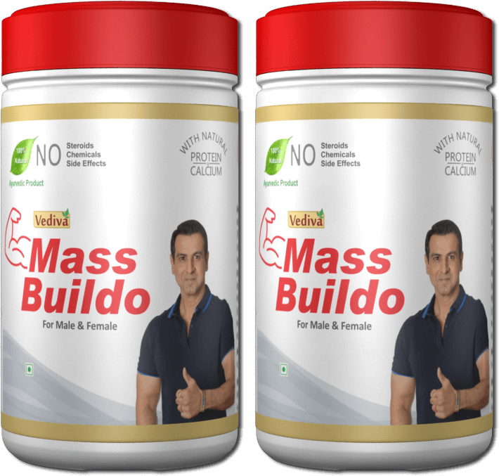 Get 2 Bottles of Mass Buildo for Rs.1990. Gain Weight and Get muscular.