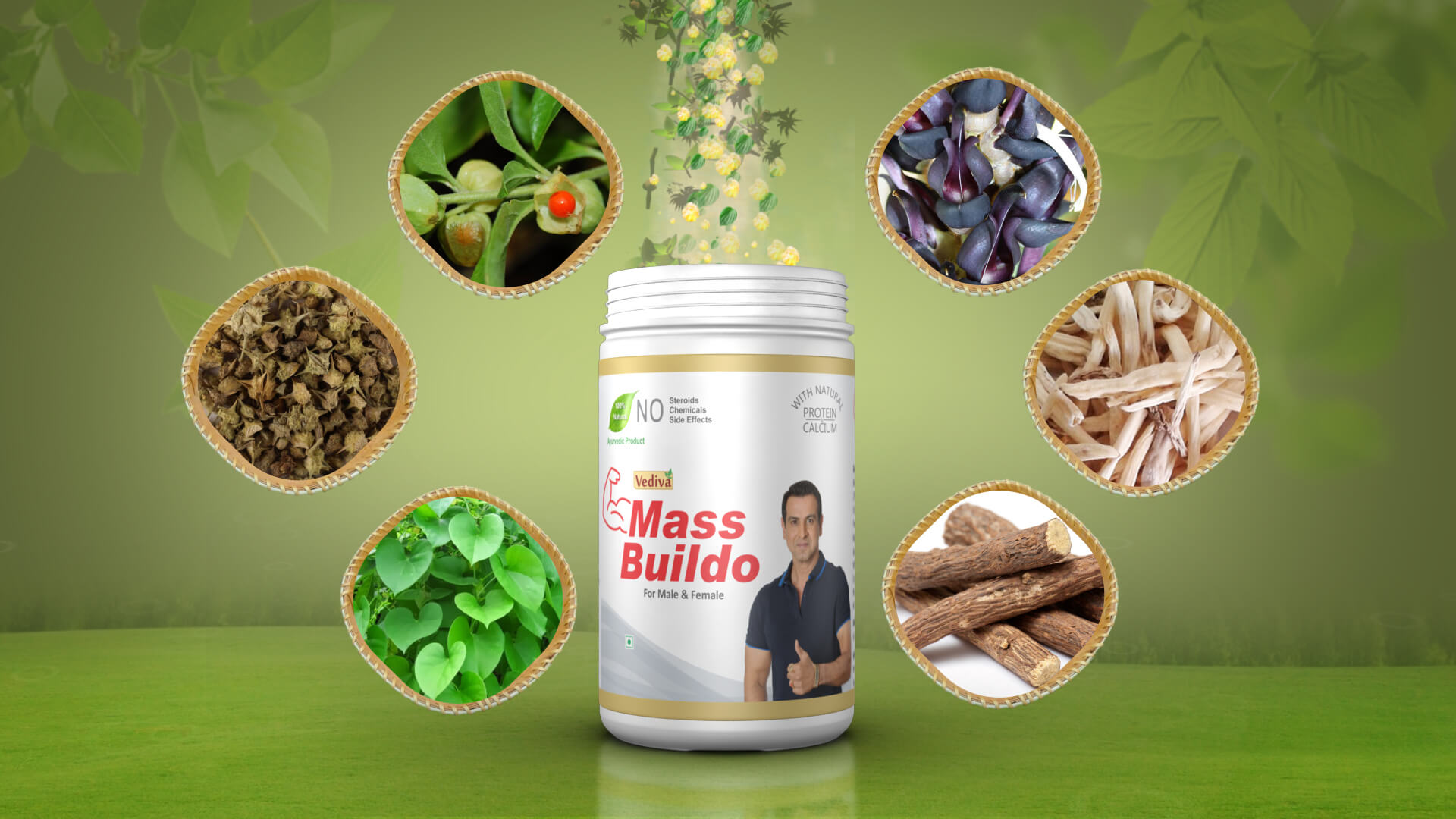 Mass Buildo Ingredients