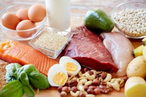 protein-food to eat for gaining muscles